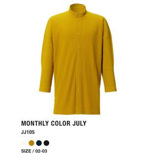 ISSEY MIYAKE - homme plisse issey miyake / ロングシャツ