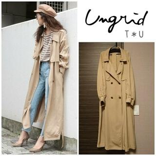 Ungrid - ungrid テンセルトレンチコート