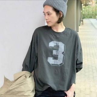 L'Appartement DEUXIEME CLASSE - 【GOOD ROCK SPEED】NO.3ロングスリーブTシャツ