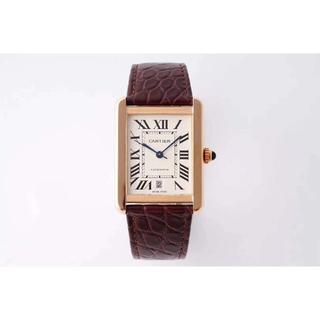 Cartier - Cartier カルティエ マストタンク 腕時計