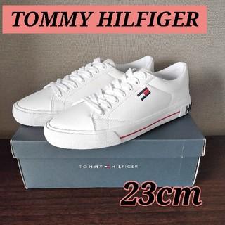トミーヒルフィガー(TOMMY HILFIGER)の《新品・未使用》トミーヒルフィガー スニーカー 靴 23cm(スニーカー)