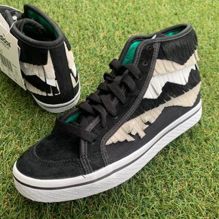 アディダス(adidas)の新品23 adidas アディダス ハニーミッドフリンジ  30-31(スニーカー)
