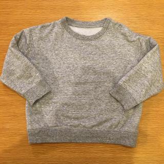 マーキーズ(MARKEY'S)のユニクロ キッズトレーナー サイズ100(Tシャツ/カットソー)