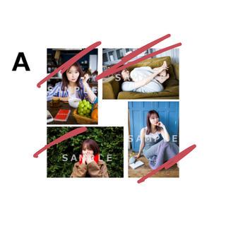 エイチケーティーフォーティーエイト(HKT48)の指原莉乃 club345 2020年カレンダーアザーカット生写真4枚セット A (女性タレント)