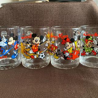 Disney - ディズニー コカコーラ コラボグラス レトロ