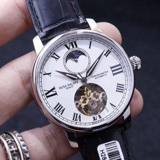 PATEK PHILIPPE - PATEK PHILIPPE高級感   メンズ腕時計! 金属ベルト 自動巻き