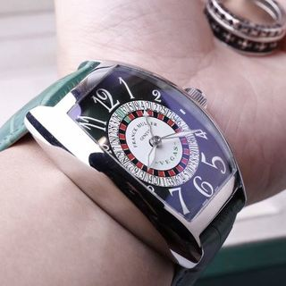 FRANCK MULLER -  Franck Muller高級感  メンズ腕時計! 金属ベルト 自動巻き