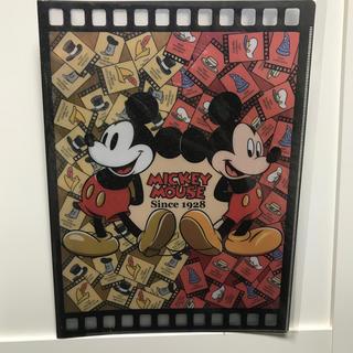 ミッキーマウス(ミッキーマウス)のMickey Mouse クリアファイル ミッキー(クリアファイル)