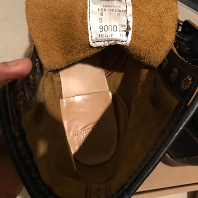 REDWING(レッドウィング)のレッドウィング  9060   メンズの靴/シューズ(ブーツ)の商品写真
