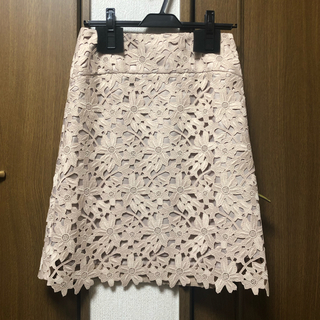 ANAYI -  Dress apt ドレスアプト スカート デュアルビュー dual view