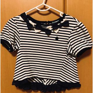TOCCA - トッカ リボンTシャツ 90サイズ