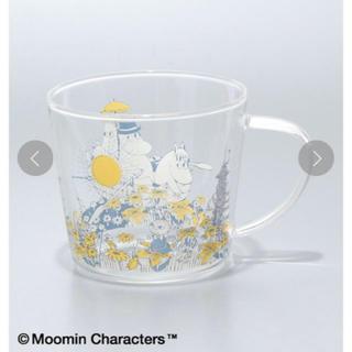 AfternoonTea - Moomin×Afternoon Tea/耐熱マグカップ イエローブルー