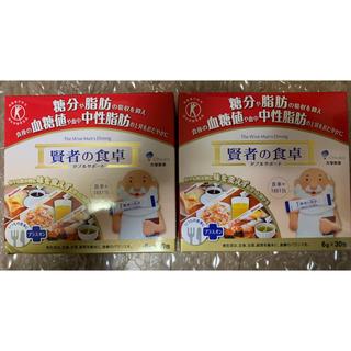 オオツカセイヤク(大塚製薬)の送料無料 賢者の食卓 2箱分 6g×30包の2セット(ダイエット食品)
