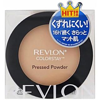 REVLON - REVLON カラーステイ  プレスト パウダー N