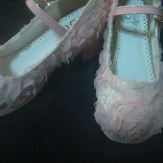 姫*ロリータ*靴(ハイヒール/パンプス)