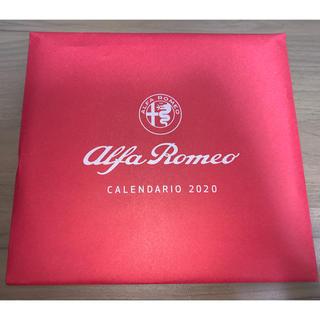 アルファロメオ(Alfa Romeo)のアルファロメオ 卓上カレンダー(その他)