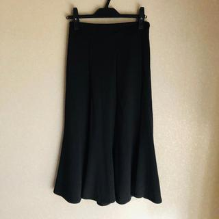 アンティローザ(Auntie Rosa)のマーメイドスカート ブラック ロング丈(ロングスカート)