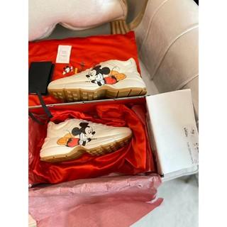 ディズニー(Disney)のWomen's Disney x Gucci Ace sneaker スニーカー(スニーカー)