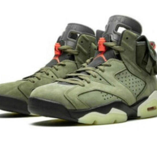 NIKE - Nike Air Jordan 6 Retro Travis Scott