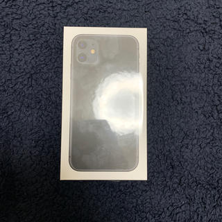 iPhone - 【新品・未開封】iPhone 11 64GB BRACK