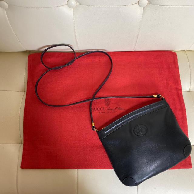 ロレックス 時計 女性 値段 スーパー コピー | Gucci - 美品 GUCCI オールド グッチ レザー ミニ ショルダー バッグ ポシェットの通販