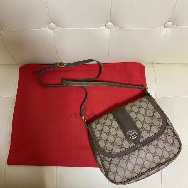 腕 時計 黒 人気 偽物 、 Gucci - 美品 可愛い GUCCI オールド グッチ ショルダー バッグ ポシェット 綺麗の通販