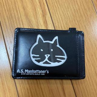 エーエスマンハッタナーズ(A.S.Manhattaner's)のパスケース(名刺入れ/定期入れ)