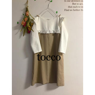 tocco - ☆tocco☆トッコクローゼット♡ワンピース