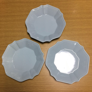 Francfranc - フランフラン お皿3枚セット