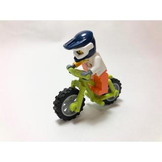 Lego - 【新品未使用】レゴ LEGO ミニフィグ モトクロス バイク