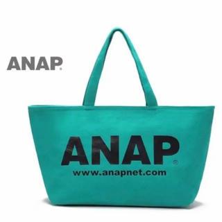 アナップ(ANAP)の新品 ANAP ロゴ入り トート バッグ アナップ(トートバッグ)
