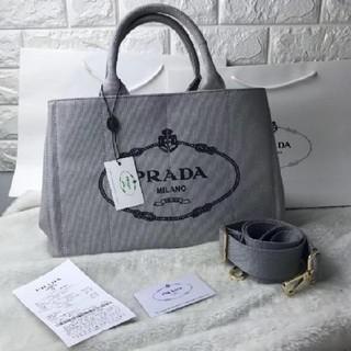PRADA - PRADA プラダカナパLサイズお財布セット