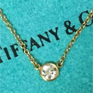Tiffany & Co. - ティファニーパイザヤードネックレス