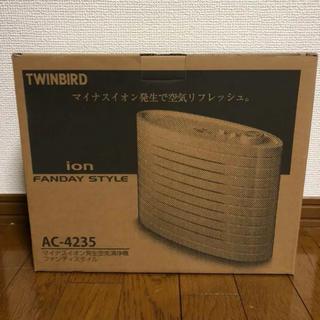 ツインバード(TWINBIRD)のTWINBIRD AC-4235W(空気清浄器)