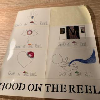 ライブハウスの物販で直接本人から購入 GOOD ON THE REEL(ミュージシャン)