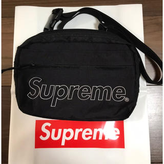 Supreme - Supreme Shoulder Bag  18AW シュプリーム バッグ