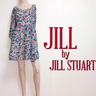 JILL by JILLSTUART - ゆるかわ♪ジルバイジルスチュアート お呼ばれワンピース♡スナイデル リリディア