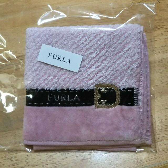 Furla(フルラ)の爽様専用   FURLA タオルハンカチ レディースのファッション小物(ハンカチ)の商品写真