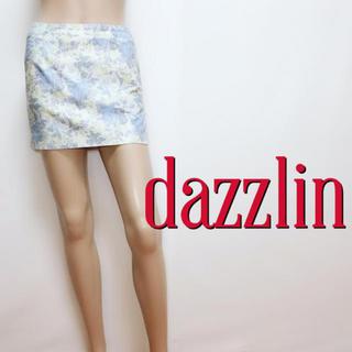dazzlin - もて小尻♪ダズリン バックジップ フラワースカートパンツ♡リゼクシー リエンダ