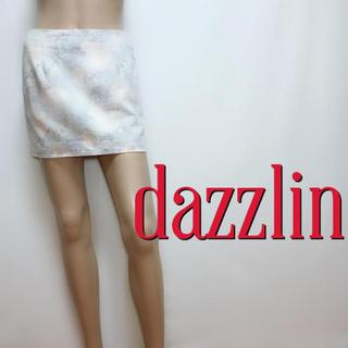 dazzlin - もて小尻♪ダズリン ぼかしフラワー スカートパンツ♡リゼクシー リエンダ