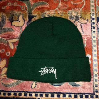 STUSSY - Stussy ビーニー ニット帽