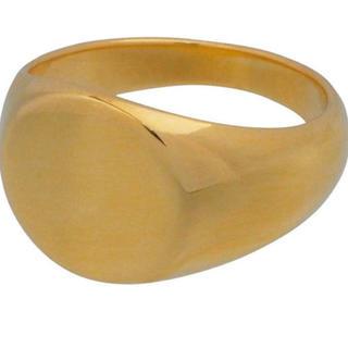 ゴールド指輪(リング(指輪))
