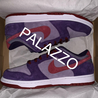 NIKE - NIKE DUNK LOW SP PLUM 27.5cm 復刻