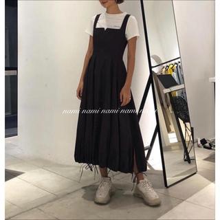 LE CIEL BLEU - IRENE Panier Dress 新品未使用