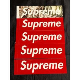 Supreme - supreme ステッカー 5枚セット