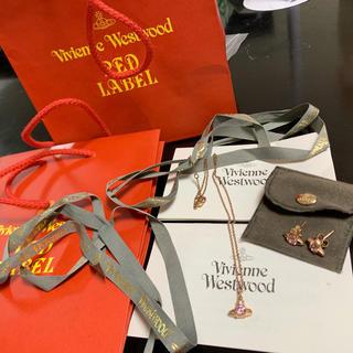 Vivienne Westwood - 【ピアスとネックレスのセット売り!】ヴィヴィアンウエストウッド