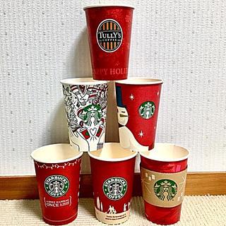 スターバックスコーヒー(Starbucks Coffee)のスタバ、タリーズ、他、カップ 10個(その他)