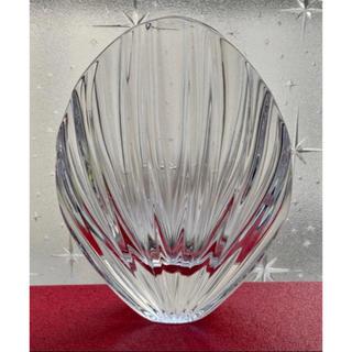 Baccarat - バカラ《貝殻》シェル  花瓶  フラワーベース
