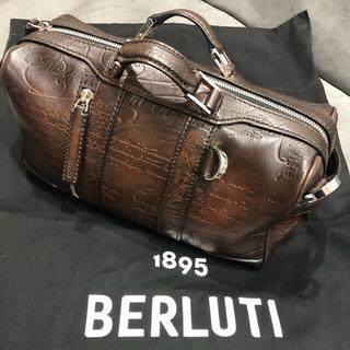 ベルルッティ(Berluti)のベルルッティ BERLUTI  2020SS新作 エクリプス ミニ(メッセンジャーバッグ)