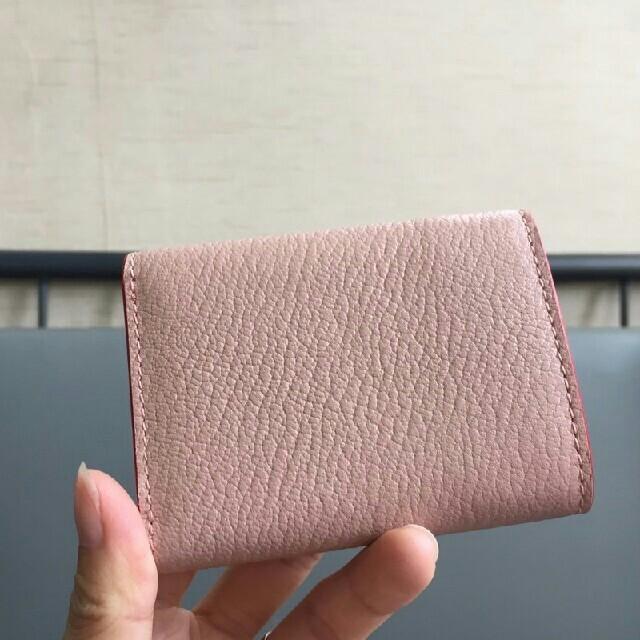 miumiu(ミュウミュウ)のMIUMIU 新品未使用 ラブレター財布 レディースのファッション小物(財布)の商品写真